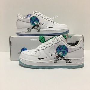Earth day Air Force 1
